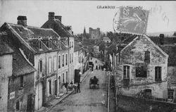 LES REMPARTS DE CHAMBOIS (Orne)