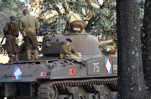 ** La Libération de Belfort... vue le 22 novembre par Alain Jacquot-Boileau, historien photographe...