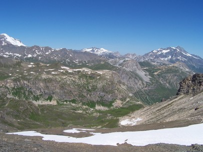 Panorama Col des Fours
