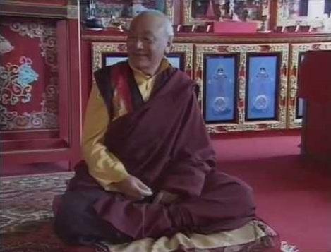 bouddhisme GUENDUNE Esprit es-tu là ?