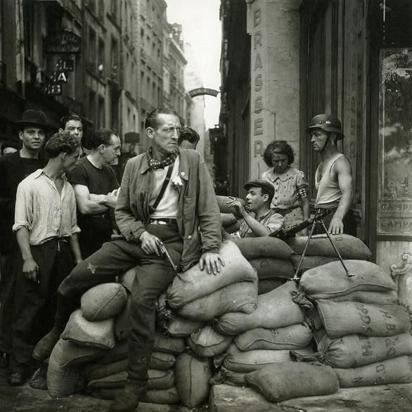 French Resistance fighters in Paris, August 1944. pic.twitter.com/mdZgFPJX2s