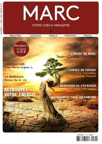 Couverture de magazine