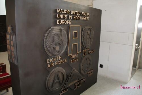 le mémorial américain à neuville