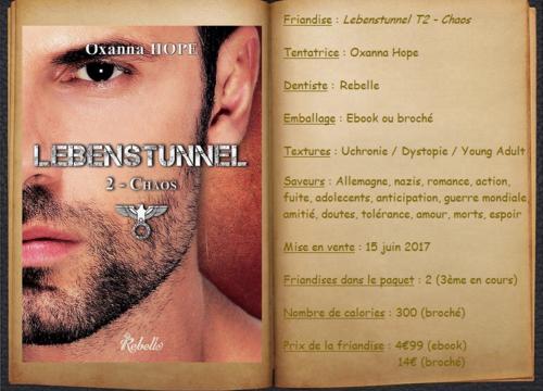 Lebenstunnel T2 - Chaos - Oxanna Hope