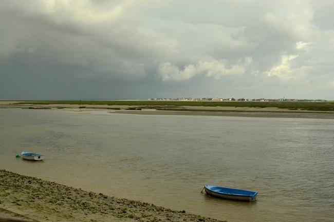 2014.08.11 St Valéry en Somme, pointe du Hourdel, Ault (département: Somme)