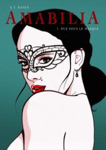 Amabilia - Nu sous le masque  de E. et T. Raven