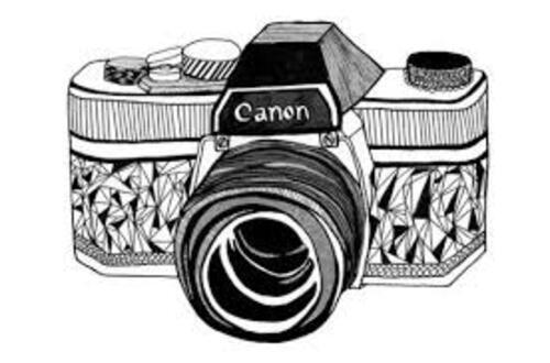 """Résultat de recherche d'images pour """"appareil photo dessin"""""""