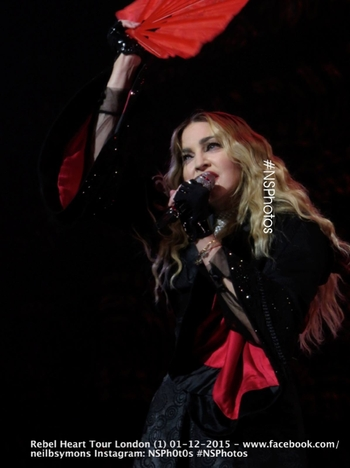 Rebel Heart Tour - 2015 12 01 London (9)