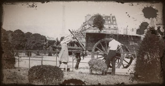 jardins ouvriers du gouvernement de Vichy