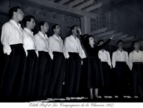Avec Edith Piaf ♥c'est une histoire d'amour♥