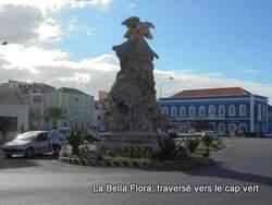 L'île de Sao Vincente