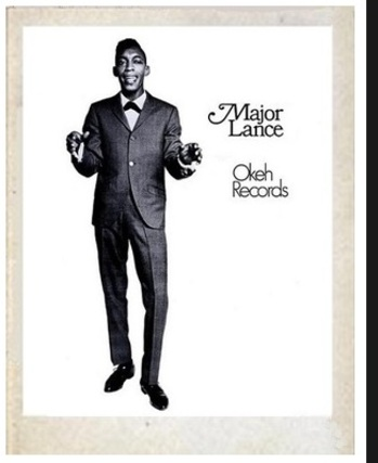 MAJOR LANCE & THE MAJORLETTES