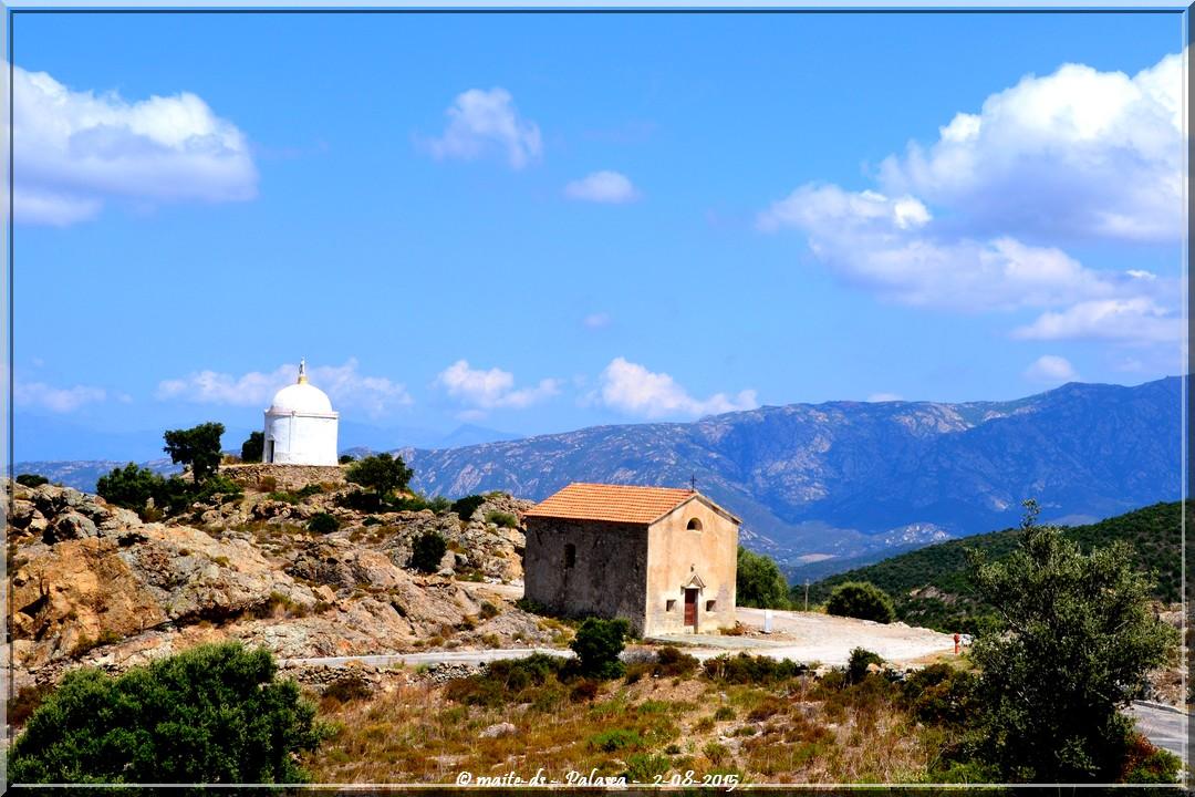 Chapelle Saint-Sébastien - Palasca - Corse