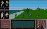 Drakkhen Ingame (Atari)
