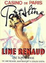 Line  Renaud  :   Casino  de   Paris  -  1976 /  1979