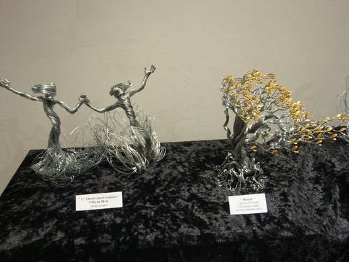 Art plastique ( vernissage )