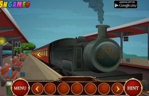 Jouer à Can you escape boy in train