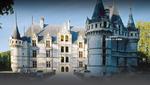 Le château d'Azay-le-Rideau - 1518