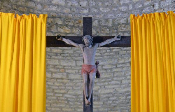 Le concert de la Chorale des Sans Voix à l'église de Sainte-Colombe