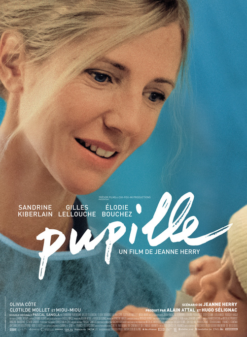 PUPILLE avec Sandrine Kiberlain, Gilles Lellouche et Élodie Bouchez : découvrez les affiches du film !