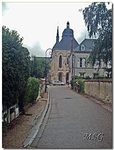 Basilique ND de Fleury