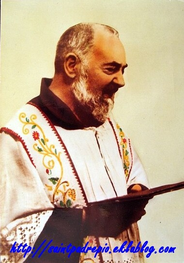 Prayer to Saint Pio of Pietrelcina (4)