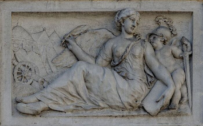 Porte Guillaume ou arc de triomphe Dijonnais