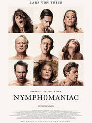 Affiche Nymphomaniac - Part 1