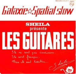 SHEILA PRESENTE LES GUITARES