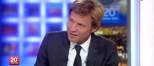 Billet Rouge-Le Journal Télévisé de Laurent DELAHOUSSE… OU LA PLUIE AU SERVICE DE LA HAINE DE CLASSE – Par Floréal (6/06/2016)