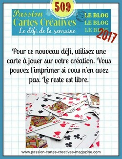 Passion Cartes Créatives#509 !