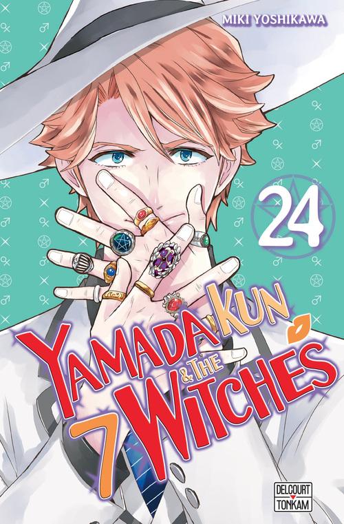 Yamada kun & the 7 witches - Tome 24 - Miki Yoshikawa