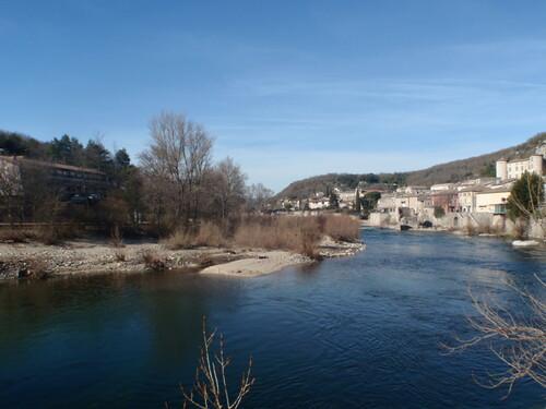 Voguë en Ardèche
