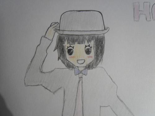 hana de *crismon prince* un manga peu connu...