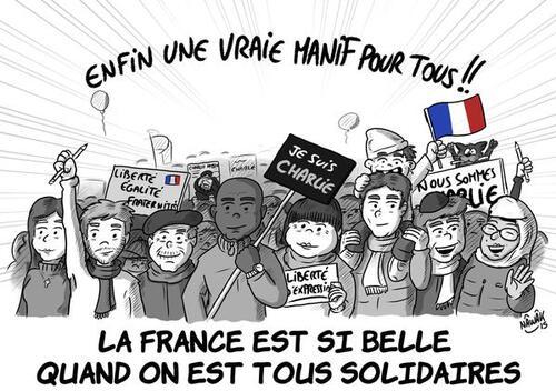 Paris : la place de la République devenue inaccessible