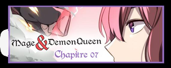 Mage & Demon Queen - Chapitre 07