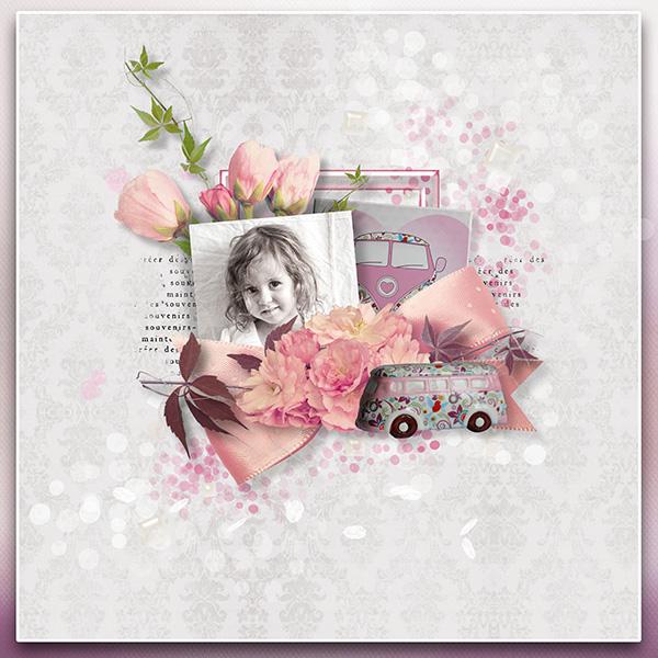 """Pink and Pop"" de Paprika"