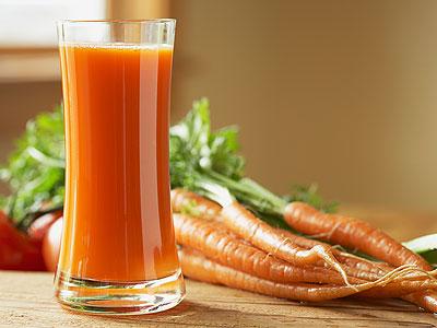 Un bon jus de carotte, svp !!!