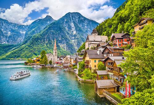 Des destinations fantastiques pour le printemps en Europe