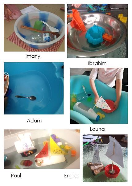 Sciences: expériences simples 2