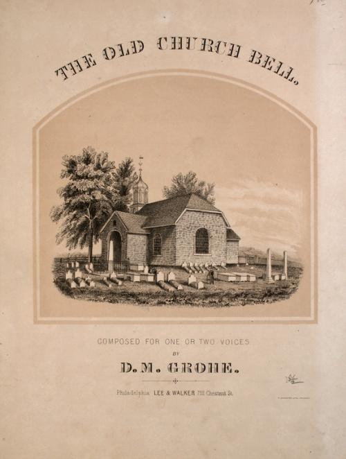 L'église et son cimetière