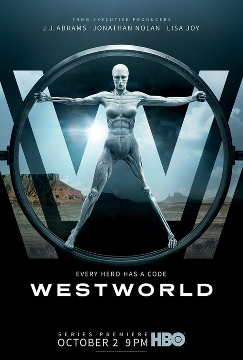 "Bonsoir a l'honneur : "" Westworld """
