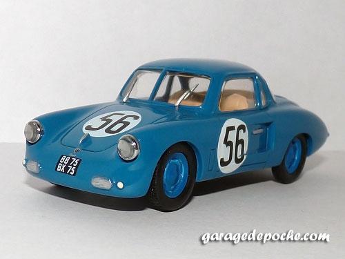4cv Vernet Pairard Le Mans