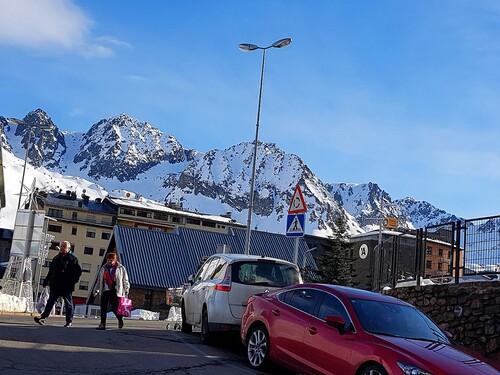 Neige en Andorre