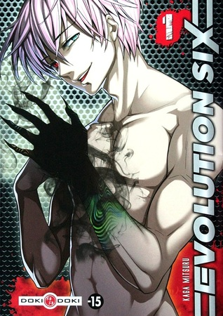 "Evolution Six T.1 ""Manga BD"""