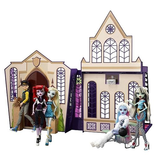 meubles monster high. Black Bedroom Furniture Sets. Home Design Ideas