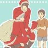 Kuroko & Himuro & Kiyoshi enfant