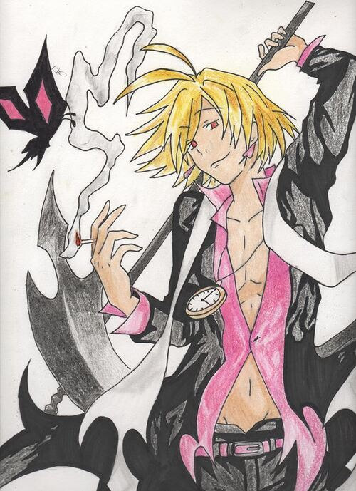 Lily - SerVamp ~ by Lou Mongereau
