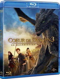 [Blu-ray] Coeur de Dragon 3 : La malédiction du sorcier