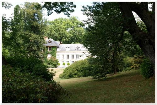 La Vallée-aux-Loups. Maison de Chateaubriand.